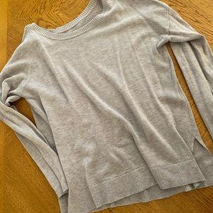 Lululemon Light Lavender Sweater